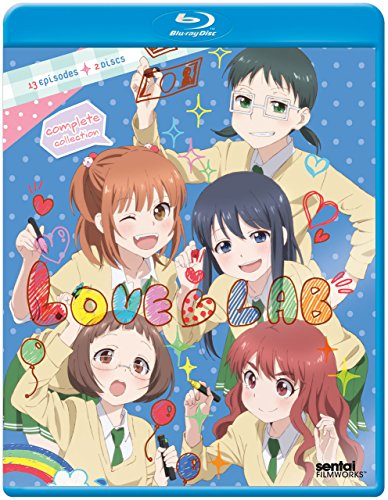 恋愛ラボ:コンプリート・コレクション 北米版 /Love Lab: Complete Collection [Blu-ray][Import]