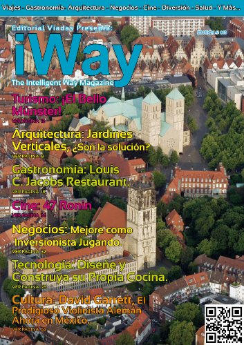 iWay Magazine Enero (Spanish Edition)