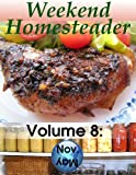 Weekend Homesteader: November