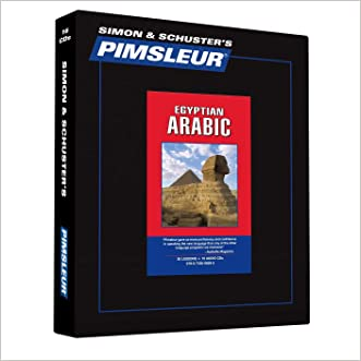 Arabic (Egyptian), Comprehensive: Learn to Speak and Understand Egyptian Arabic with Pimsleur Language Programs