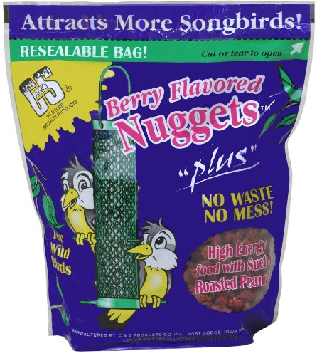 Detail image C & S Products Berry Flavored Nuggets, 6-Piece