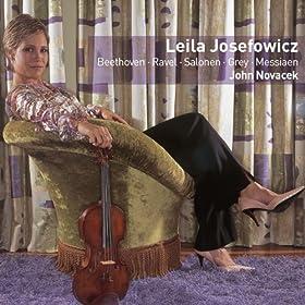 Beethoven : Violin Sonata No.10 in G major Op.96 : IV Poco Allegretto