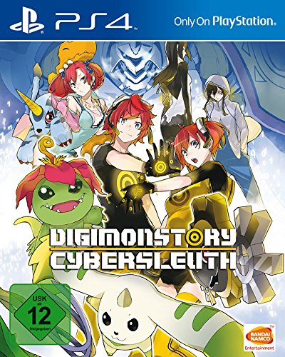 Digimon Story: Cyber Sleuth - [PlayStation 4]