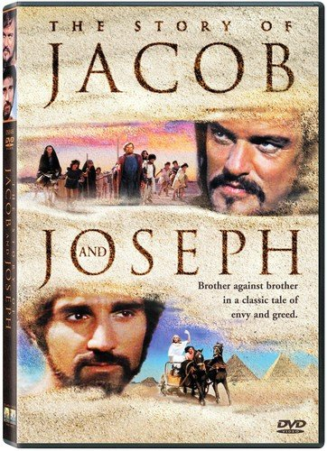 the story of jacob and joseph dvd 1974