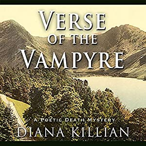 Verse of the Vampyre: Poetic Death Mystery, Book 2 | [Diana Killian]