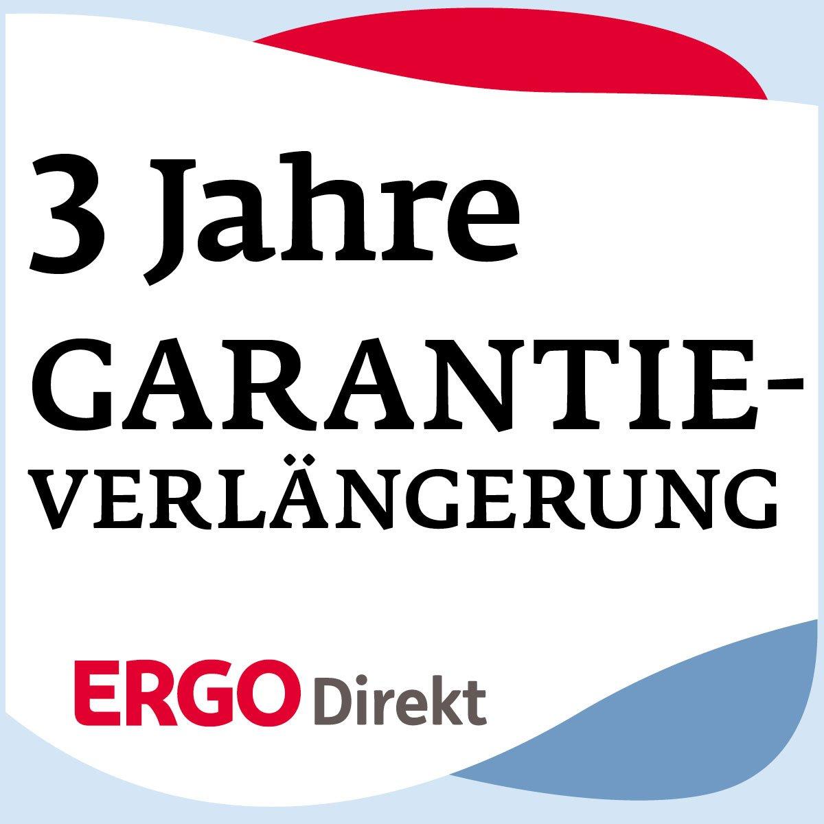 3 Jahre GARANTIE-VERLÄNGERUNG für Kaffeemaschinen