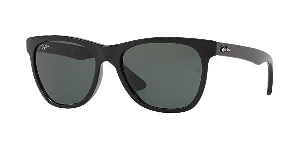 Ray-Ban RB4184 - 601/71 Sunglasses, Black/Green, 54mm (Color: Black/Green, Tamaño: 54 mm)