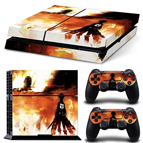 tfsm-branded-attack-on-titan-ps4-playstation-4-skin-decal-for-console-and-2-controllers