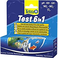 Tetra Test 6 in 1,