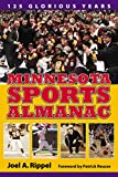 img - for Minnesota Sports Almanac book / textbook / text book