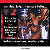 Various Artists Fiesta Latina! The Greatest Latin Party Hits Album Ever!
