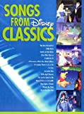 Songs from Disney Classics - Big Note Songbook - Piano