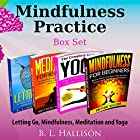 Mindfulness Practice Box Set: Letting Go, Mindfulness, Meditation & Yoga Hörbuch von Brittany Hallison Gesprochen von: Allyson Voller, Tia Sorenson, Sheila Stasack