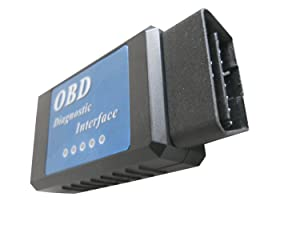 bafx product Bluetooth OBD2 scan tool for android only