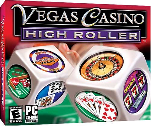 Vegas Casino: High Roller (Jewel Case) - PC
