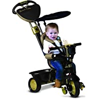 Smart Trike Dream 4-in-1 Touch Steering Trike (Gold / Black)