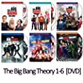 The Big Bang Theory DVD SET: Seasons 1-6 COMPLETE