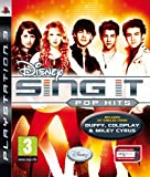 Disney Sing It: Pop Hits  (PS3)