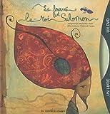 echange, troc Vincent Farges, Mamadou Sall - La Fourmi et le Roi Salomon - Livre + DVD