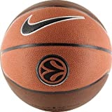 Nike Elite Competition Basketball Amber Size 7