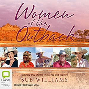 Women of the Outback Audiobook