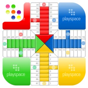 Parcheesi PlaySpace from PlaySpace