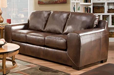 Chelsea Home Furniture Harrington Sofa, Miracle Saddle