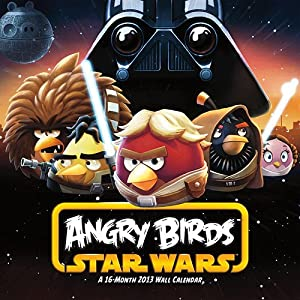 Angry Birds Star Wars 2013 Wall Calendar