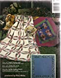 img - for Beginners Guide to Machine Quilting (American School of Needlework #4121) by Judi Tyrrell (1990-06-03) book / textbook / text book
