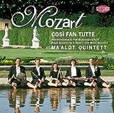 Wolfgang Amadeus Mozart Cosi Fan Tutte (for Quintet)