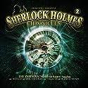 Die Zeitmaschine (Sherlock Holmes Chronicles 2) Hörspiel von Ralph E. Vaughn Gesprochen von: Tom Jacobs, Till Hagen, Peter Groeger, Jens Wendland