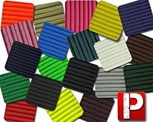 Paracord Planet Mil-Spec Commercial Grade 550lb Type III Nylon Paracord from OUTDOOR BUNKER