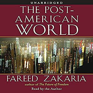 The Post-American World Audiobook