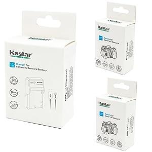 Kastar Cargador De Batería Para Samsung IA-BP105R HMX-F80 HMX-F90 HMX-F800 HMX-F900