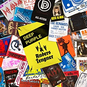 Access All Areas - Deep Purple Audiobook