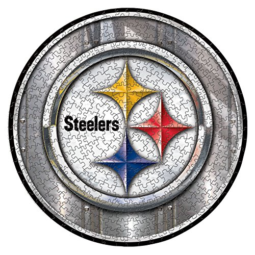 NFL Pittsburgh Steelers Puzzle (500 Piece) at Steeler Mania