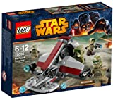 LEGO Star Wars - Kashyyyk Troopers - 75035 -Ready the 41st Elite Troopers for battle on planet Kashyyyk!Recreate an action-packed scene from Star Wars: Episode III Revenge of the Sith with the Kashyyyk TroopersTM battle pack (75035)