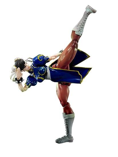 Figurine - Street Fighter - Chun Li Figuarts 15 cm