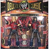 WWE INTERNET EXCLUSIVE CLASSIC DELUXE 2 PACK THE HARDY BOYZ - MATT & JEFF HARDY