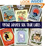 Vintage Japanese Silk Trade Labels: I...