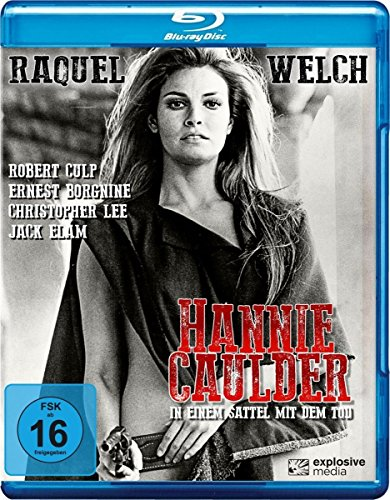 Hannie Caulder-In einem Satt [Blu-ray]
