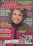 Candice Bergen original clipping magazine photo 3pg 8x10 #R3446