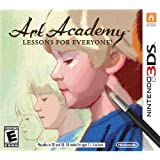 Art Academy: Lessons for Everyone! - Nintendo 3DS