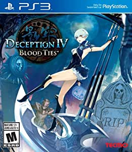 Deception IV: Blood Ties - PlayStation 3