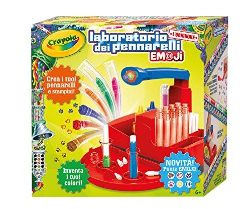 Crayola-74-7070-Laboratoire des marqueurs pointes emoji Novita '2016