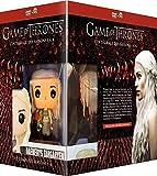 Game of Thrones (Le Trône de Fer) - L'intégrale des saisons 1 à 4 [+ figurine Pop! (Funko)] (dvd)