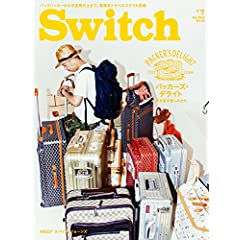 SWITCH Vol.32 No.7 �� �p�b�J�[�Y�E�f���C�g�`���x�x�̖�݂��� ��