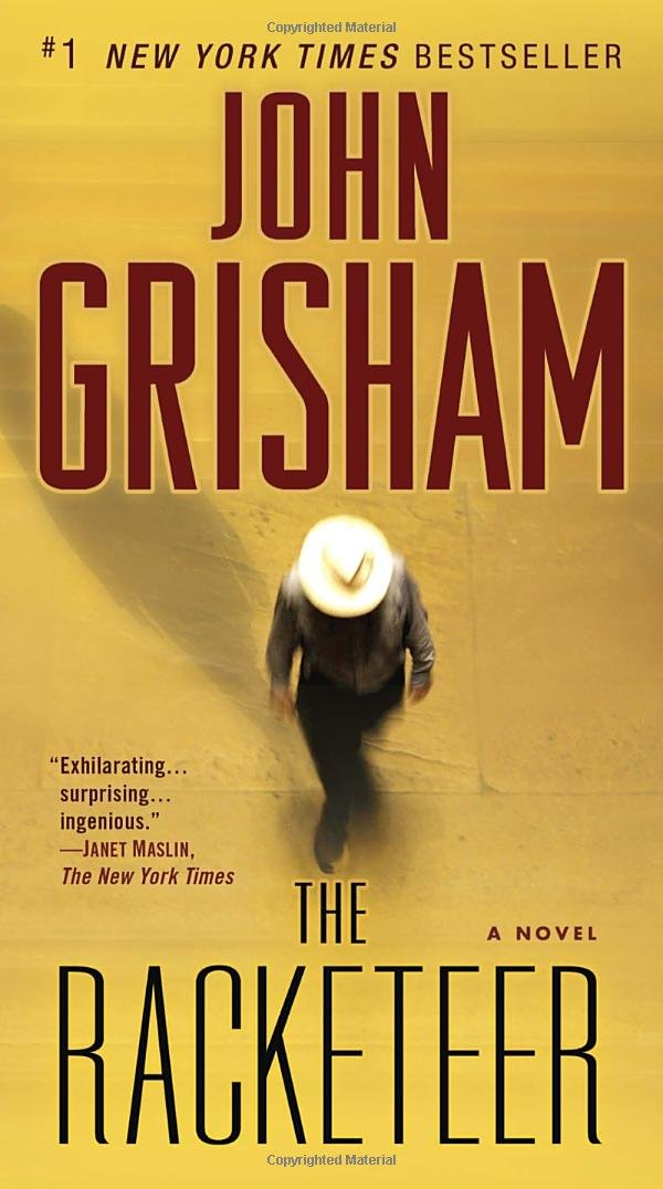 The Racketeer: A Novel - John Grisham