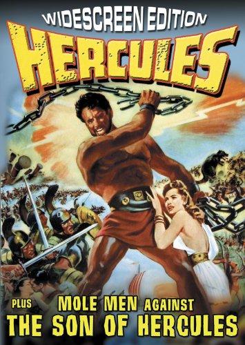 Molemen Vs. Son Of Hercules