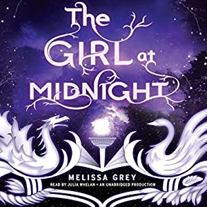 The Girl at Midnight Hörbuch